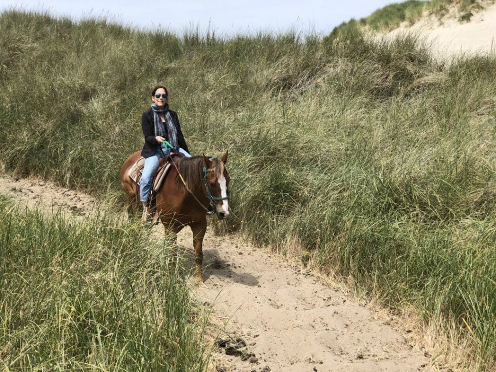 Where to go Horseback Riding on the Beach in Oregon, Best things to do on the Oregon Coast, Horseback Riding on the Beach