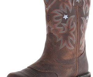 Ariat Probaby Comfortable Cowgirl Boots for Travel