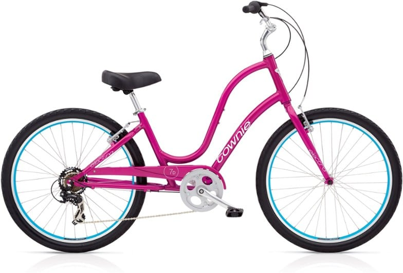 Electra Townie 7 D Step-Through Cruiser Bike