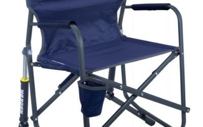 GCI Freestyle Rocker Camp Chair Review