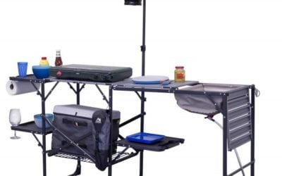 GCI Outdoors Master Cook Station Camp Kitchen Review