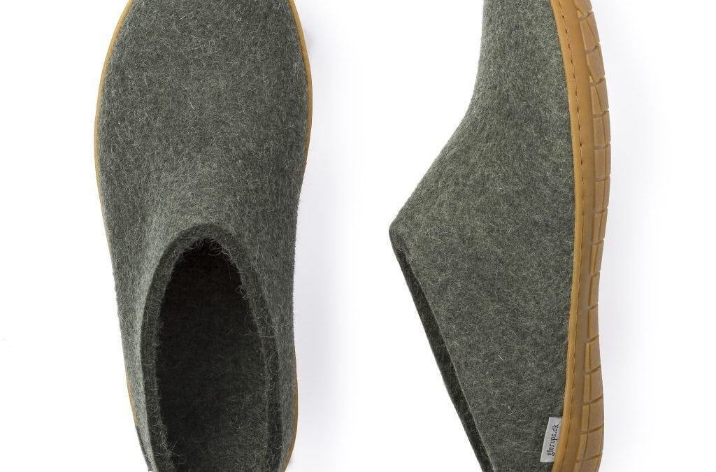 Glerups Felt Slippers Review: Farm to Foot Comfort
