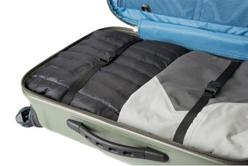 Gregory Quadro Hardcase Roller 22 for Active Travelers