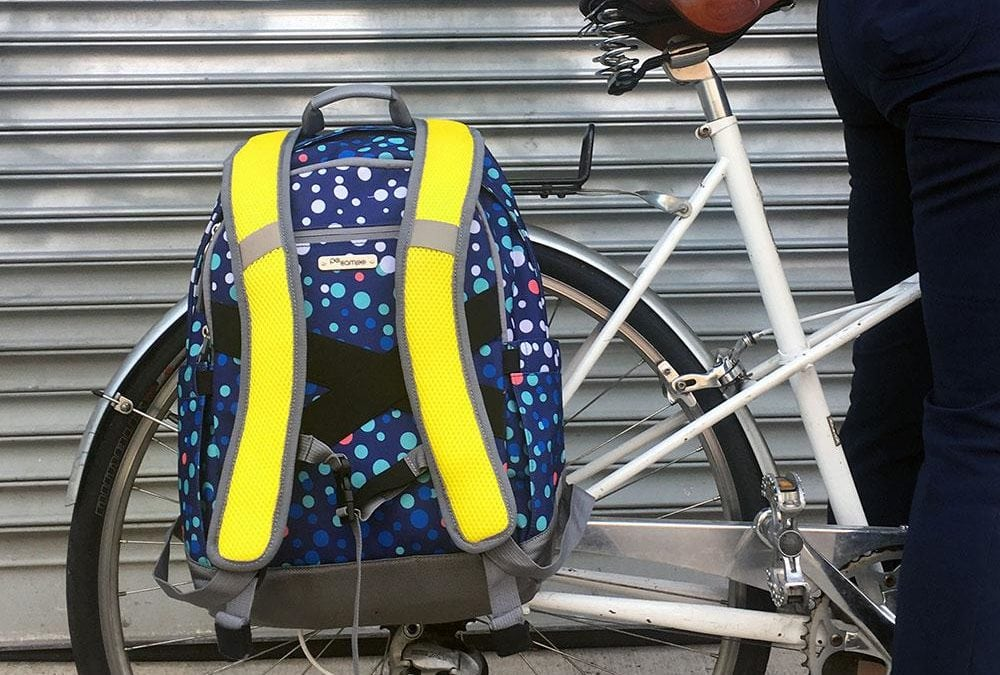 Po Campo Irving Backpack Pannier Review