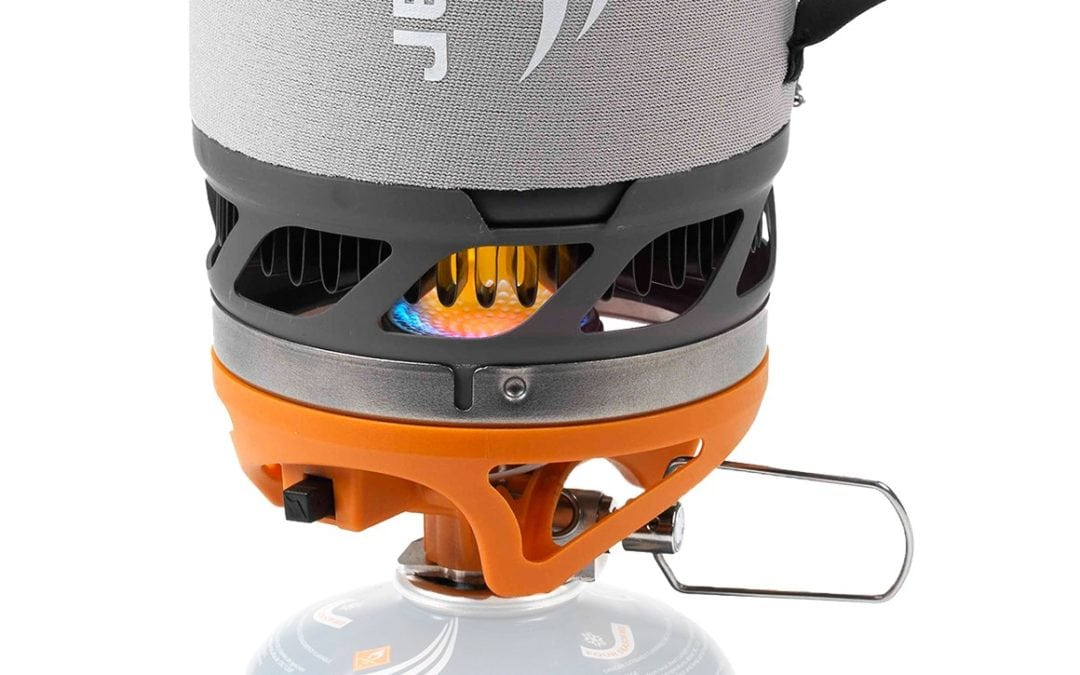 Jetboil Sol: Easy Portable Camp Stove