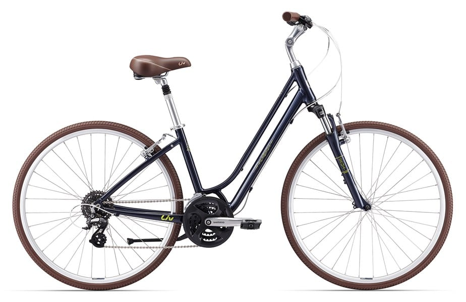 Liv Flourish FS 1 Bicycle Review