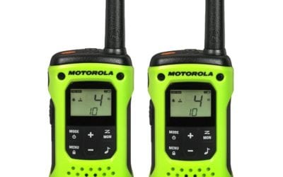 Motorola Talkabout T605 H20 Waterproof Walkie Talkies Review