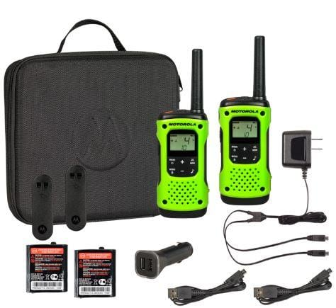 Motorola Talkabout T605 H20 Waterproof Walkie Talkies