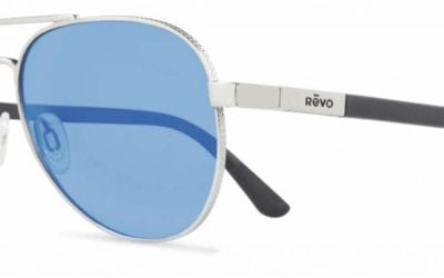 Revo Raconteur Aviator Sunglasses
