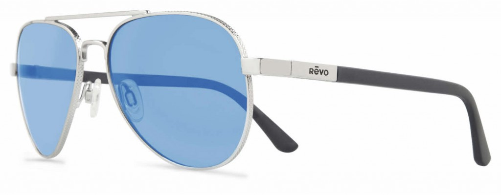 Revo Raconteur Aviator Sunglasses