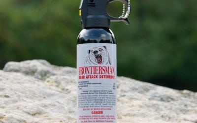 SABRE Frontiersman Bear Spray, Bear Bells