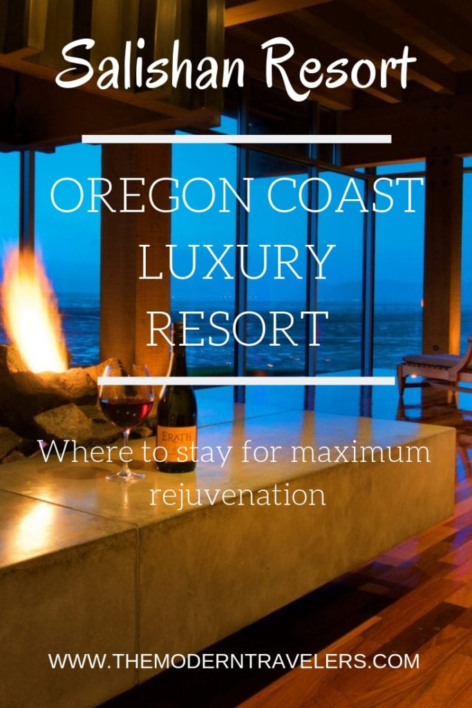 Hotel Review: Salishan Resort is a luxury resort on the Oregon Coast near Lincoln City. It's a family friendly, dog friendly resort that offers a quintessential Pacific Northwest experience. Where to stay on the Oregon Coast. Luxury Hotel Oregon Coast. Luxury resort Oregon Coast.