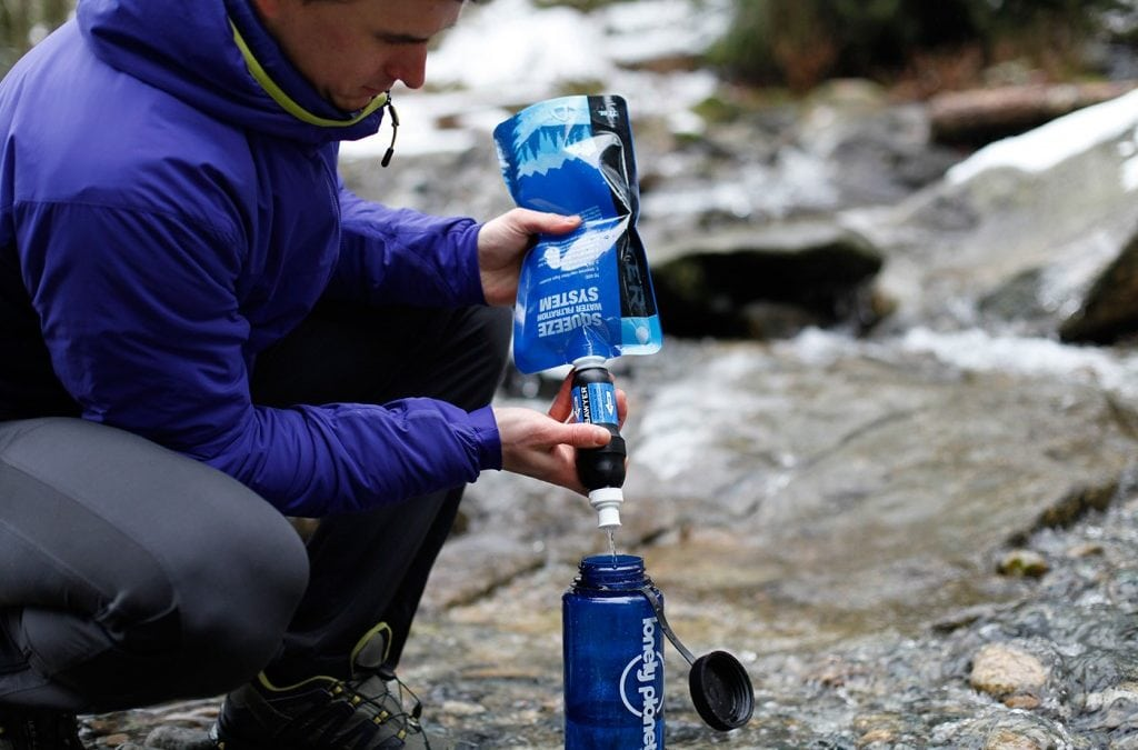 Sawyer Squeeze Water Filtration System Review