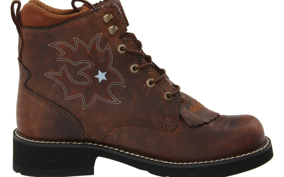 Ariat Probaby Lacer Boot: Travel Friendly Riding Boots