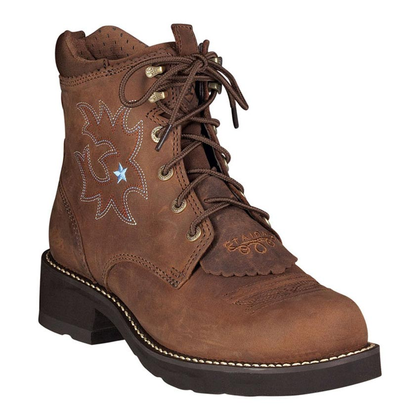 ariat probaby lacer boot review