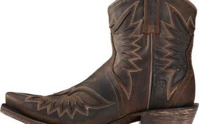 Ariat Santos Boot: BadAss Cowgirl Chic
