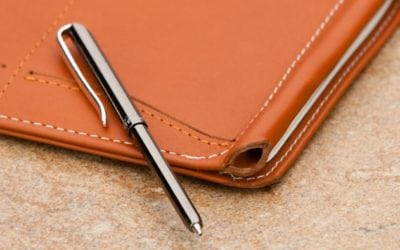 Bellroy Passport Sleeve: Beautiful Minimalism