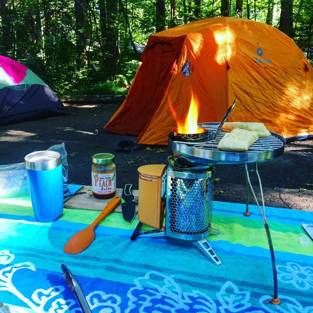 biotite camp stove review