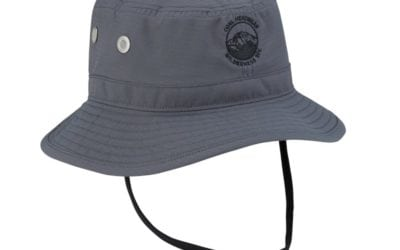 Coal Spackler Hat: Packable Summer Necessity