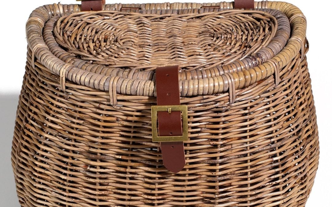 Nantucket Madaket Creel Bike Basket Review