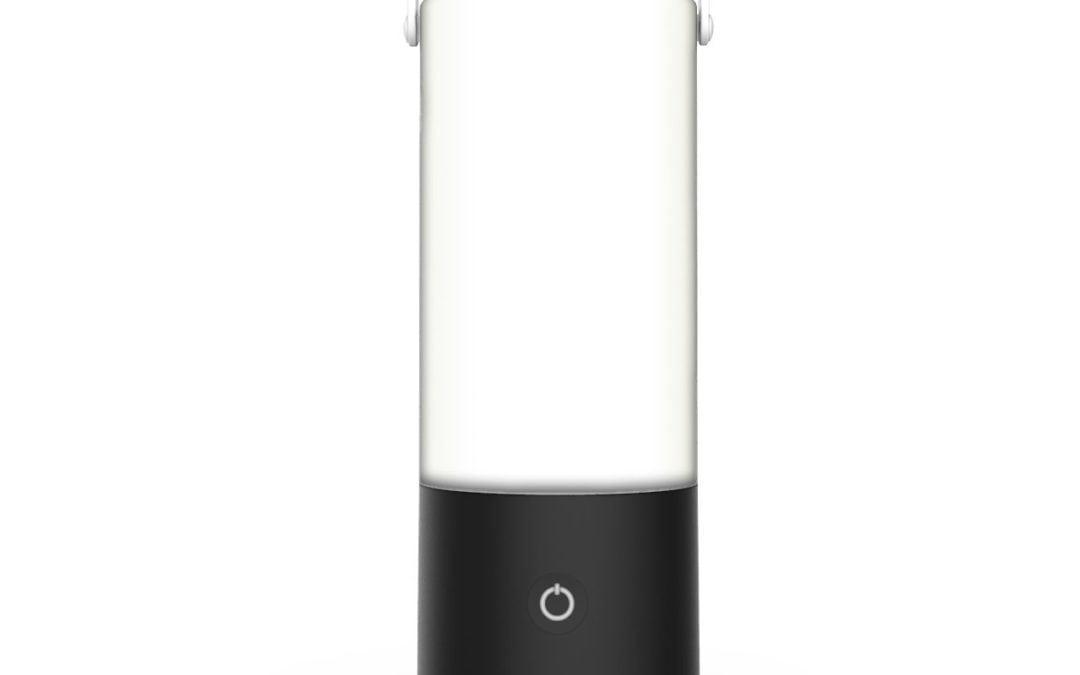 Motorola Camping Gear: Lumo Smart Lantern, Bluetooth Speaker & Weather Radio