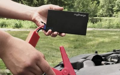 MyCharge Adventure JumpStart Portable Charger