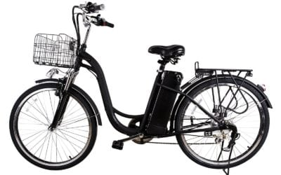 Nakto Camel Electric Bicycle Review