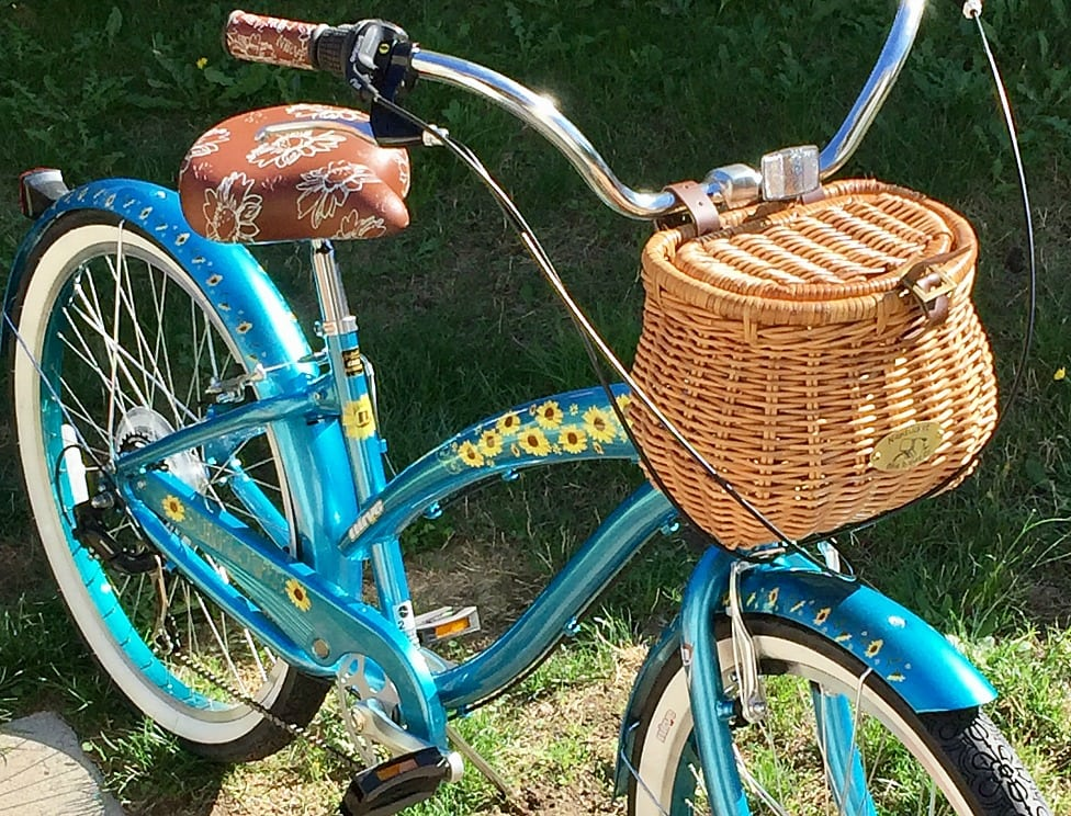 nantucket bike basket