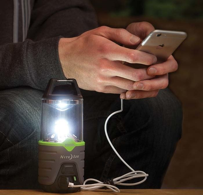 Nite Ize Radiant 300 Rechargable Lantern Review