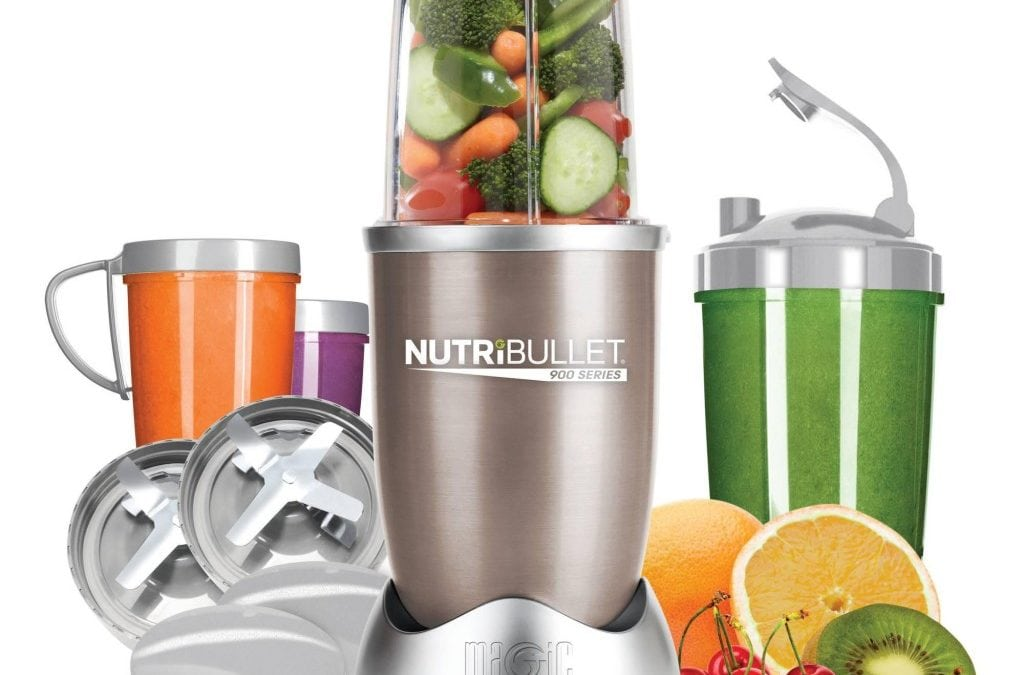 Travel Blender: NutriBullet Pro Review