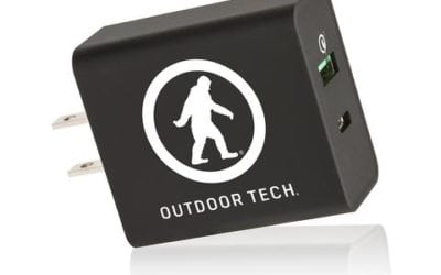 Outdoor Tech USB Wall Charger Review