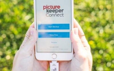 Picture Keeper Connect Review: On the Go Photo Storage