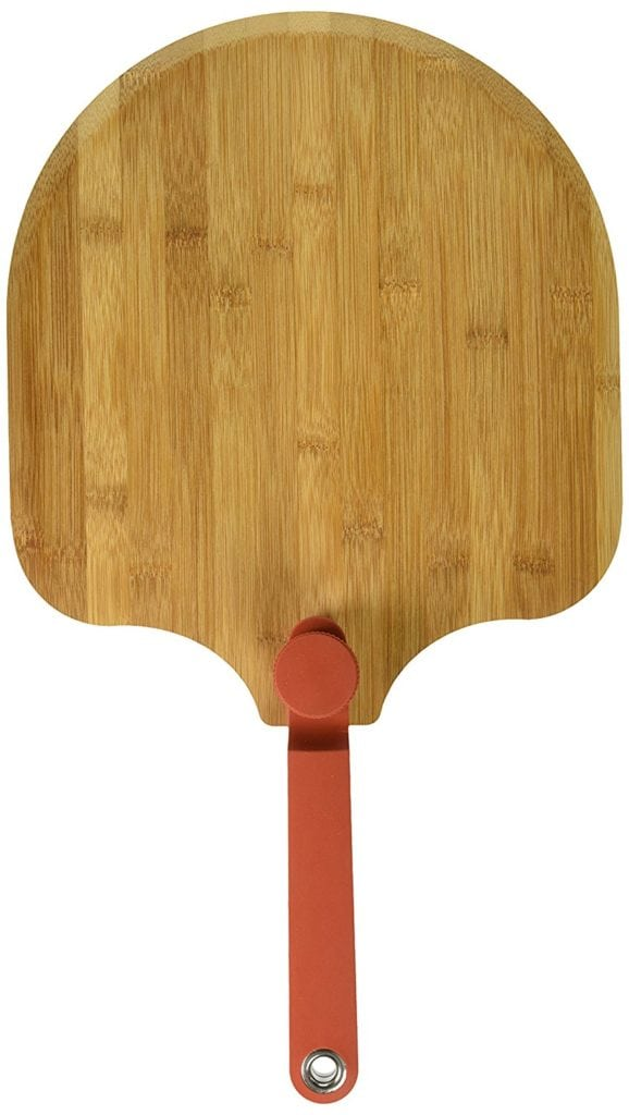 pizza craft folding bamboo pizza peel