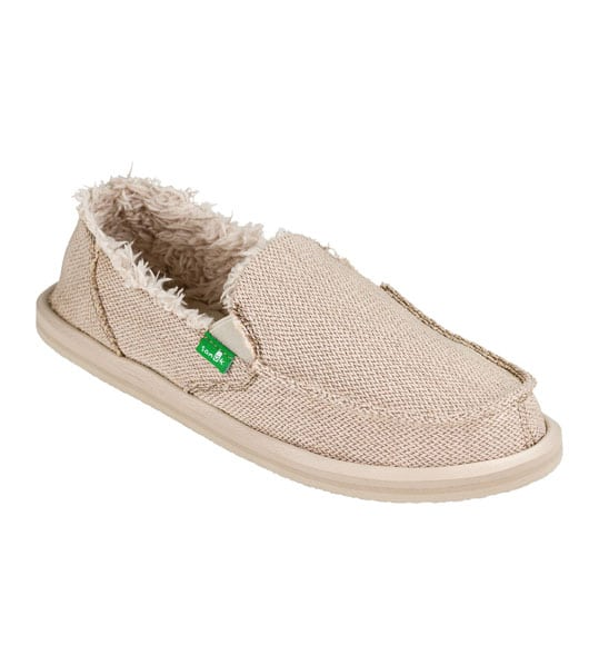 Sanuk Donna Hemp Chill Sidewalk Surfers Review