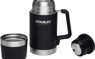 New BADASS Stanley Master Food Jar & Bottle Review