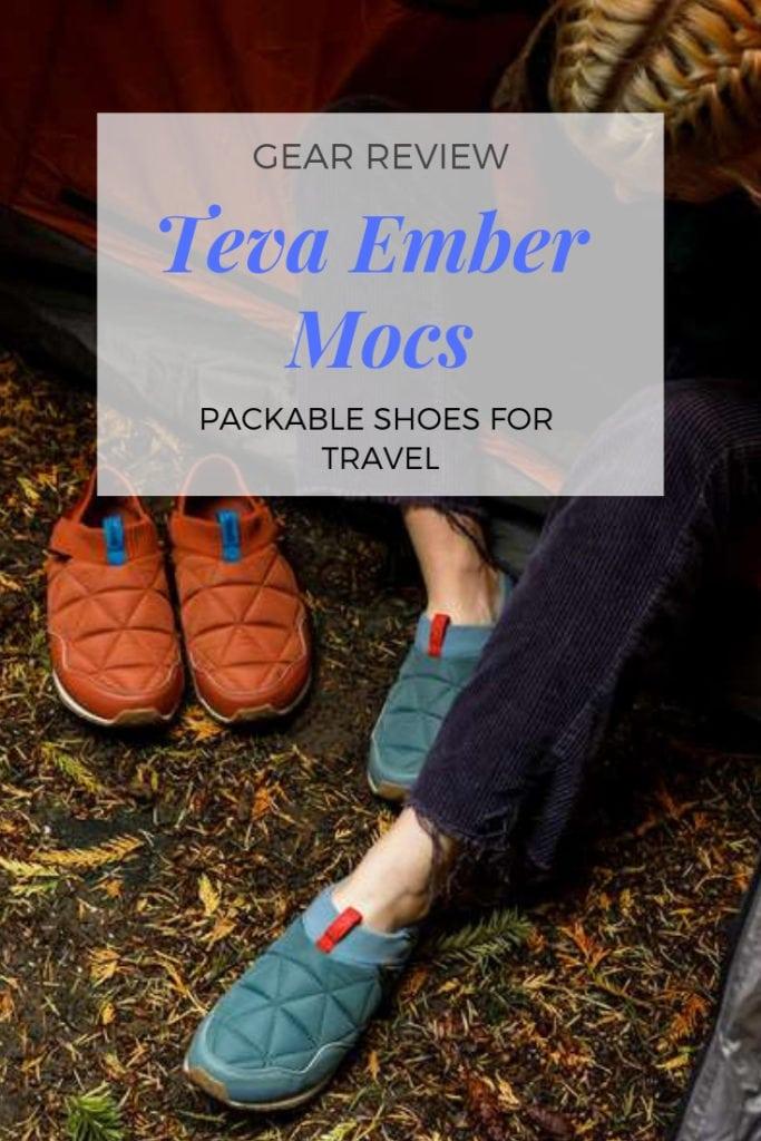 teva moc review, best travel shoes