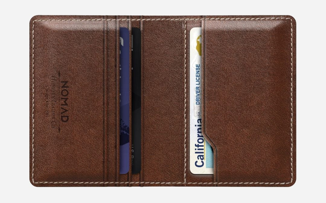 Review: Nomad Slim Wallet with Tile Tracking