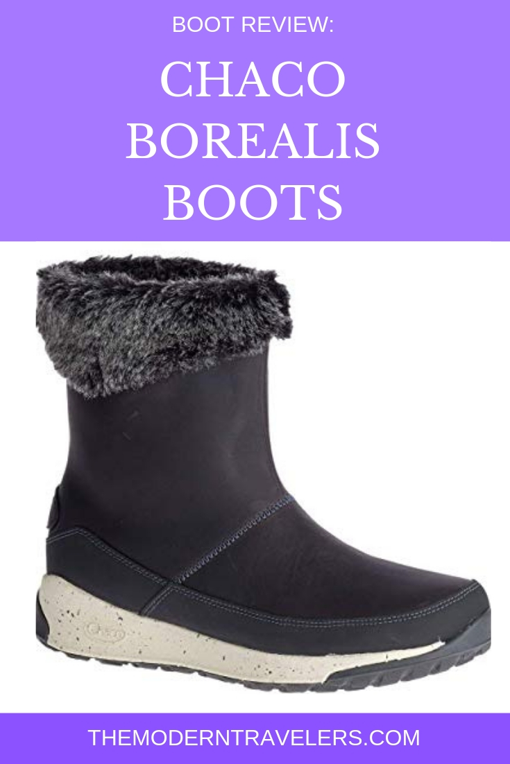 Chaco Borealis Boot Review, Winter Boots for Travel, Waterproof Boots for Women