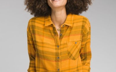 prAna Fillary Top Review: New Take on Classic Plaid