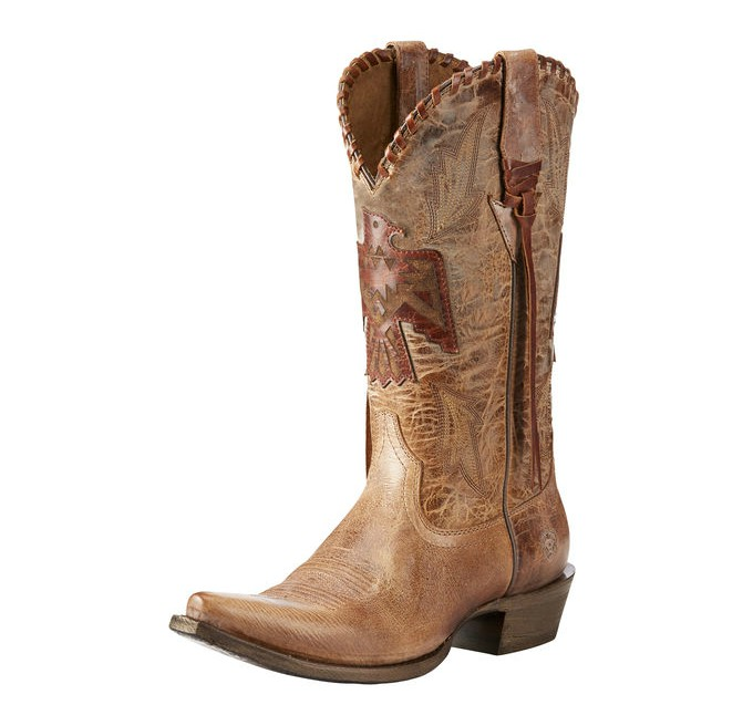 Ariat Thunderbird Boot: Western Travel Style