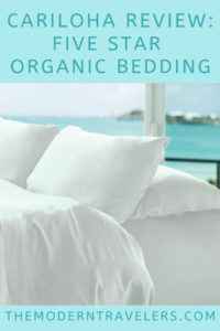 Cariloha Bamboo Sheets Review, Cariloha Organic Bedding, Eco Friendly Bedding, Make your bed feel like a luxury hotel bed.
