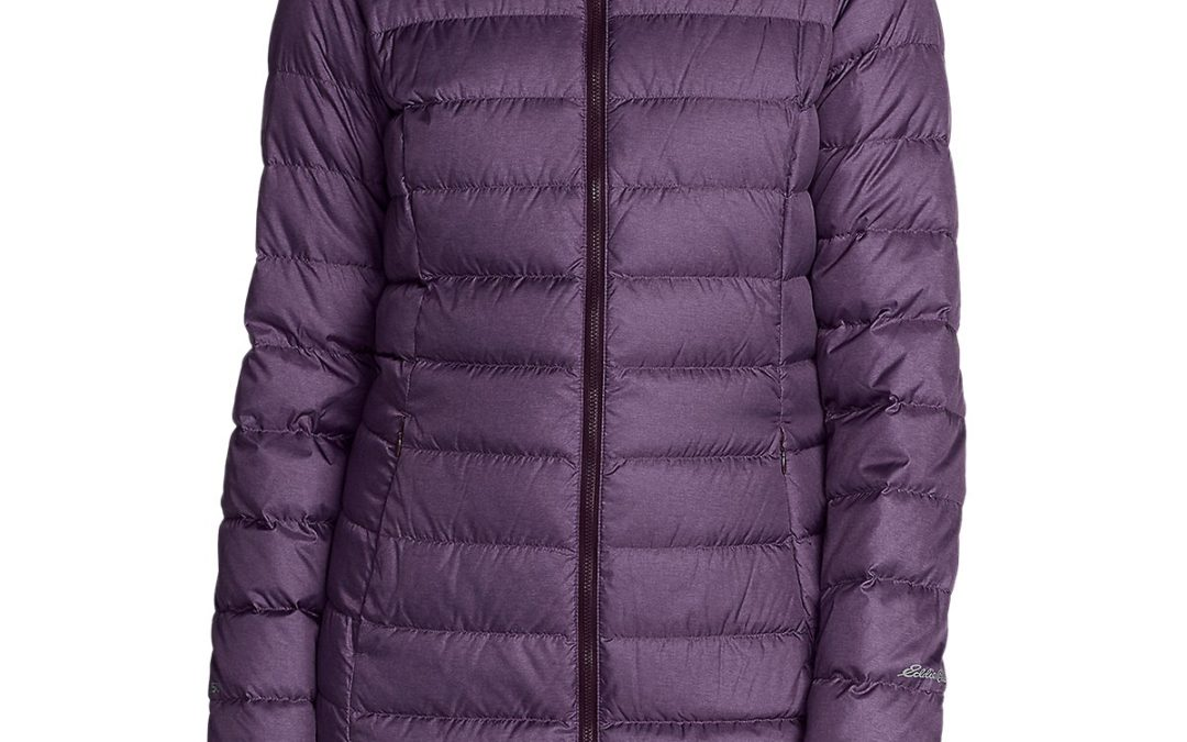Travel Friendly Eddie Bauer Cirruslite 2.0 Down Parka Review