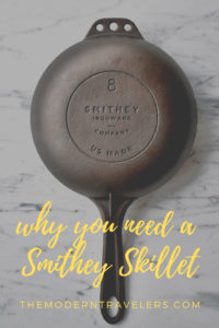 Smithey Skillet Review, Best Cast Iron Egg Pan, Cast Iron Omelet Pan, Non Toxic Egg Pan, Cooking with Cast Iron, Smithey Cast Iron Egg Pan