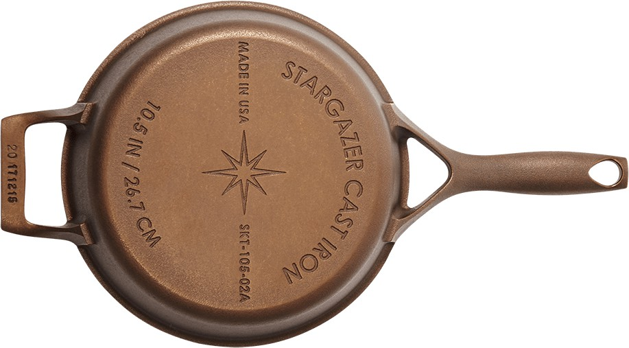 Stargazer Cast Iron Skillet Review: Functional Art