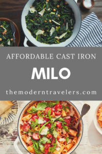 Milo Cast Iron Review, Affordable Dutch Oven, Minimalist Kitchen, White Cast Iron, Kitchen Supplies, Cookware, Baking Supplies, Bread Baking Dutch Oven