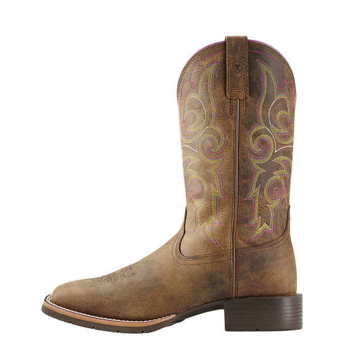 Ariat Rancher Hybrid Boot, Cowgirl Boots, Travel Friendly Cowboy Boots