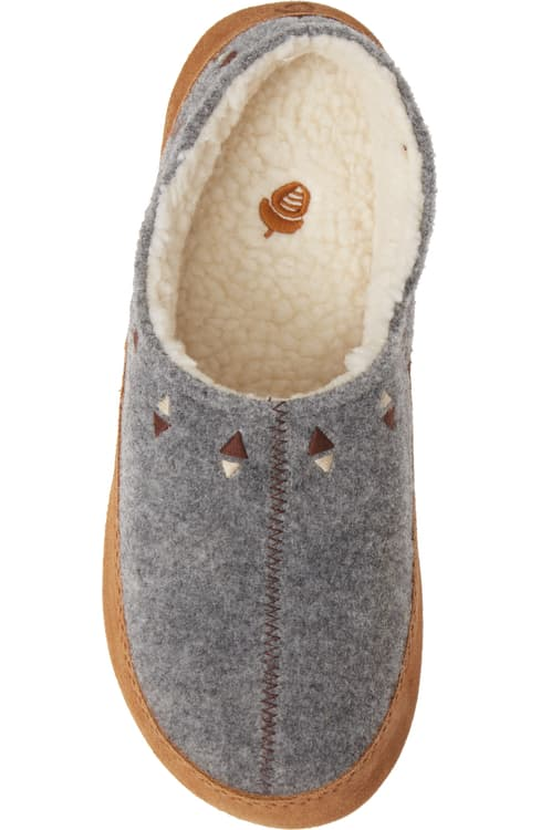 Acorn Geo Hoodback Slippers Review, How to Pack for Fall Travel