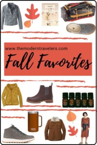 How to pack for Fall travel, Autumn favorites, Best stuff to pack for fall, Fall travel items, fun fall picks.