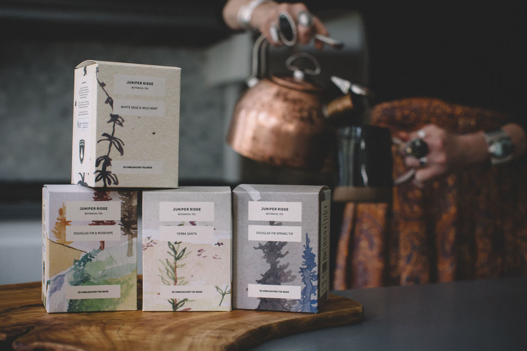 Juniper Ridge Tea, Fall Favorites