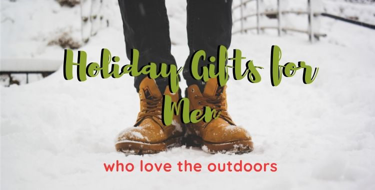 16 Outdoorsy Holiday Gifts for Men